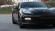 Shaquille O'Neals' Panamera